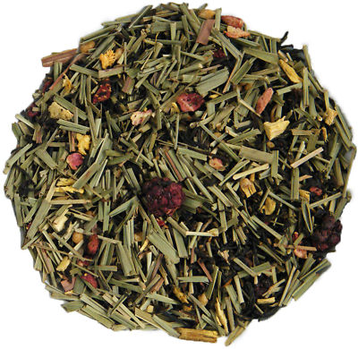 Blackberry Vanilla & Liquorice Loose Leaf Black Tea in Assorted Packs