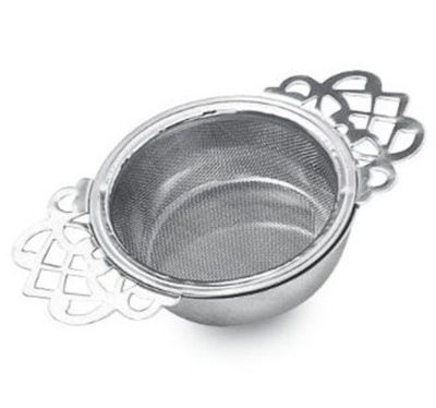 Empress Tea Room Tea Strainer 2 piece for Loose Tea